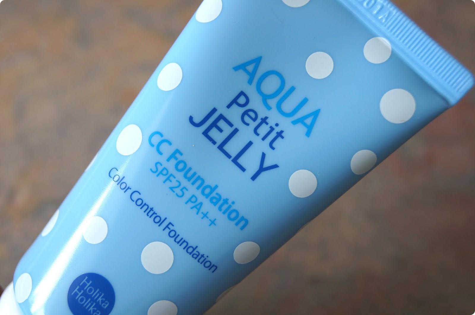 Aqua Petit Jelly BB Cream by holika holika #13
