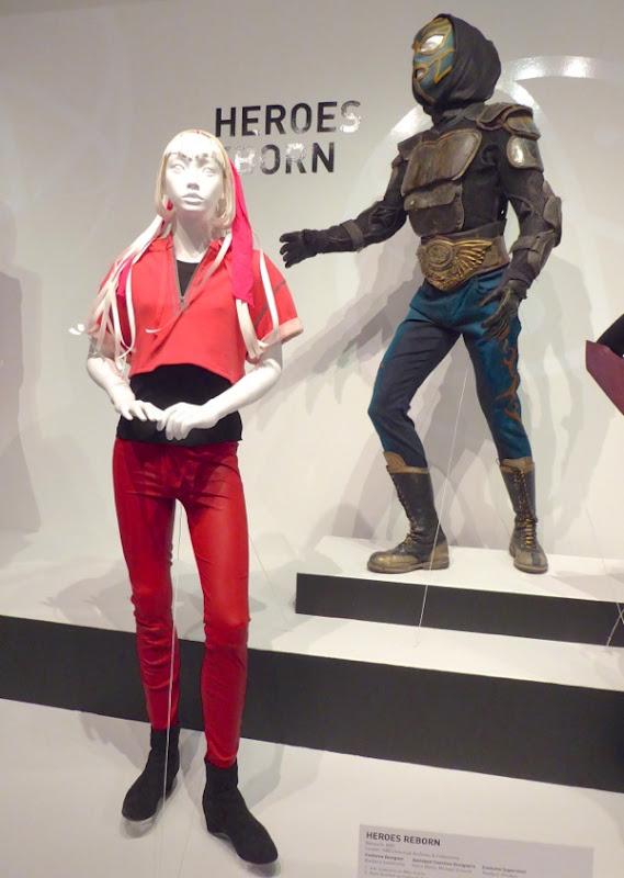 Heroes Reborn costumes