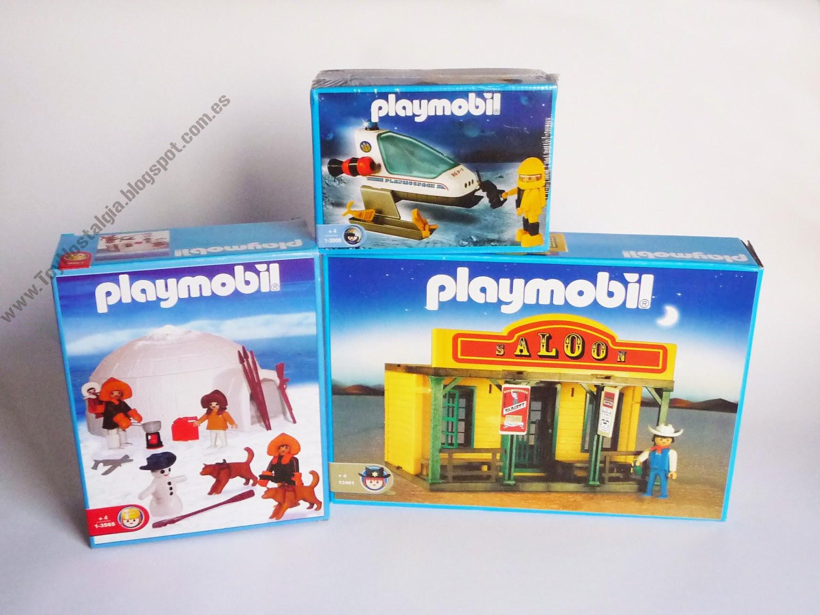 Cajas Antex © Playmobil Geobra Brandstätter