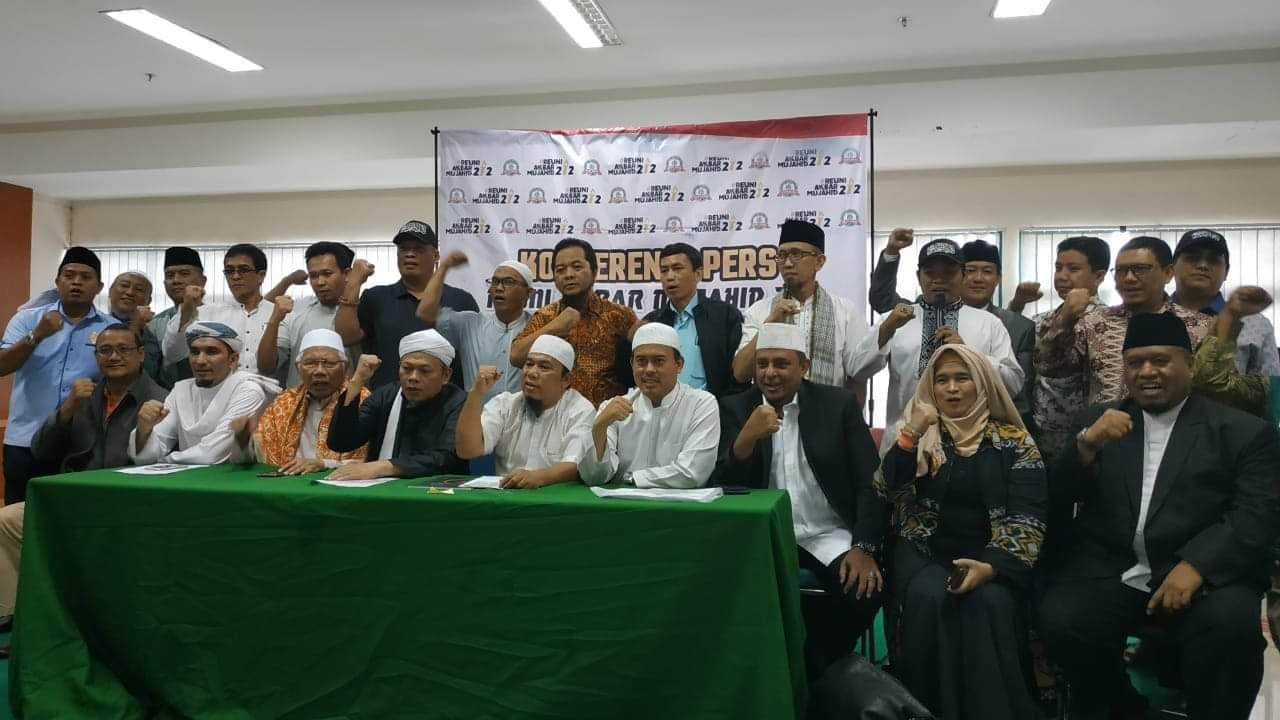Batal Undang Presiden Jokowi, Ini Penjelasan Penting Panitia Reuni Akbar Mujahid 212