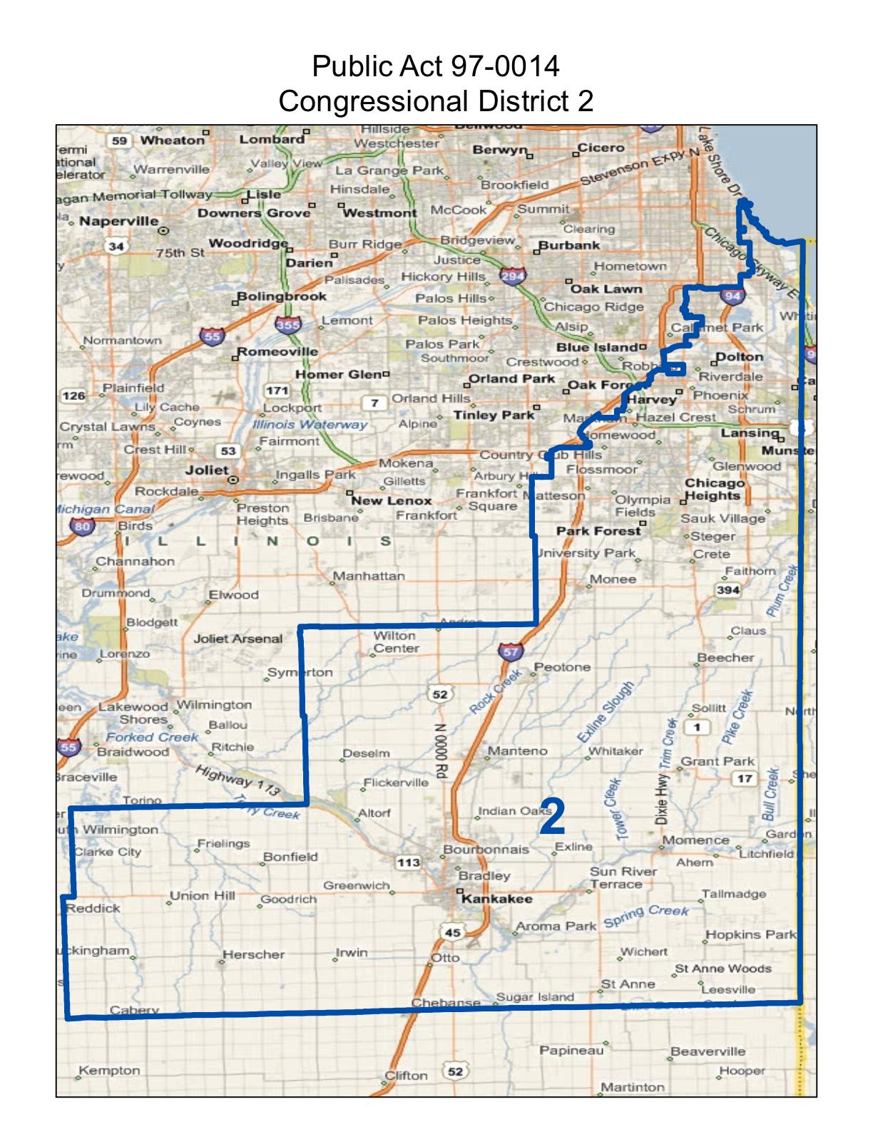 Will County Politics: Jesse Jackson, Jr., Brian Woodworth ...