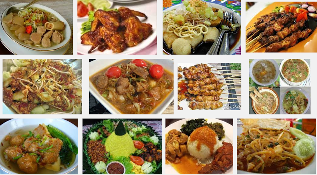 Kuliner Jalur Banjar & Ciamis