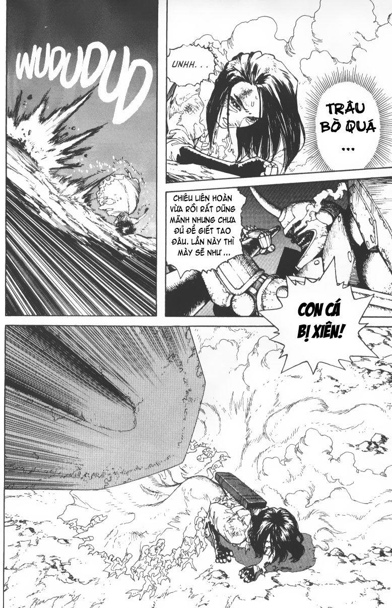 Battle Angel Alita chapter 39 trang 45