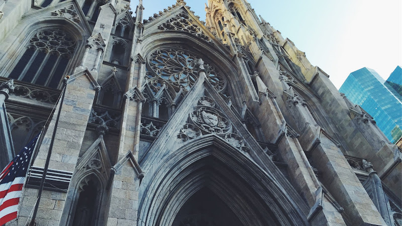 St. Patricks Cathedral in New York HD
