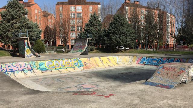 Zona de la plaza Sakona