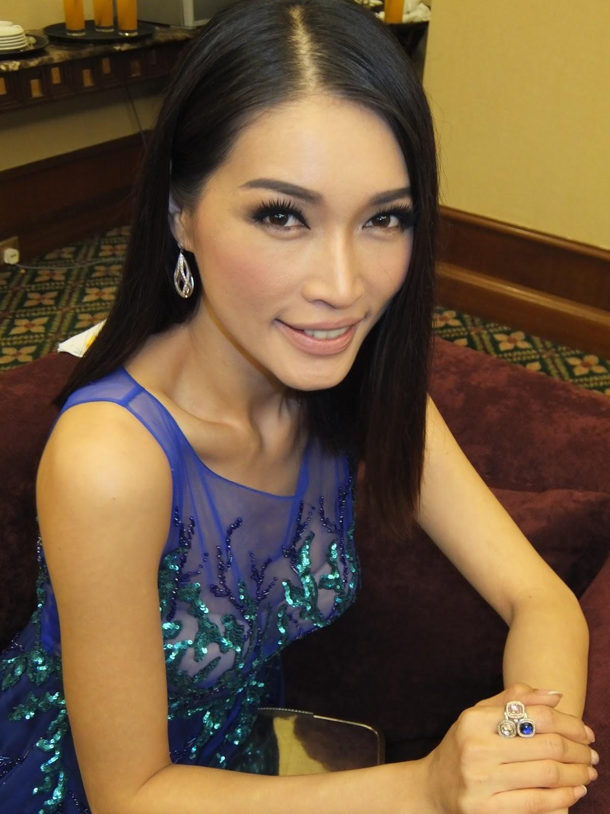 Amber Chia - Malaysian Top Model | Amber Chia (Chinese