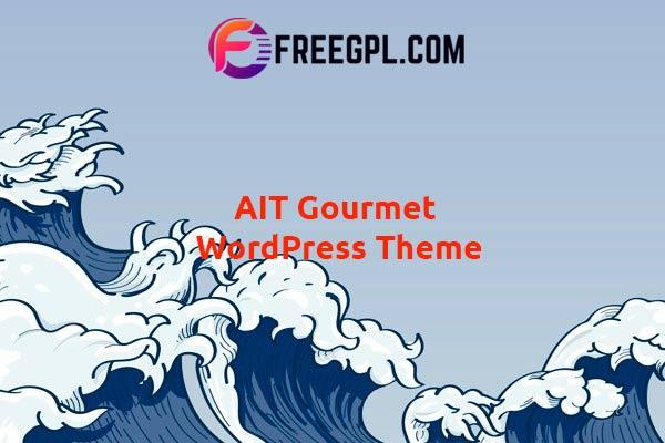 AIT Gourmet WordPress Theme Nulled Download Free