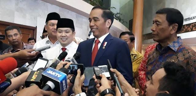 Empat Tahun Menjabat, Berapa Janji Pemilu Jokowi Yang Dipenuhi?