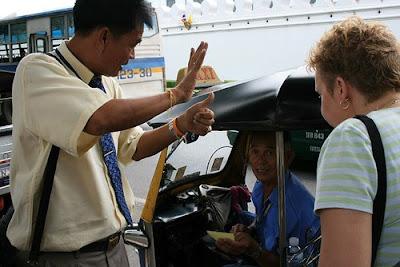 Supir taksi palsu pengedar narkoba