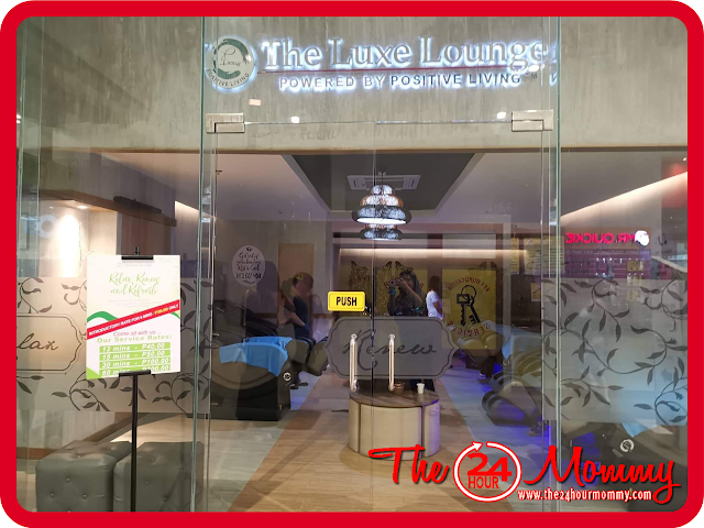 The Luxe Lounge Ayala Malls Marikina