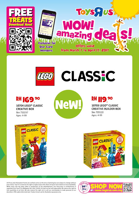 "Toys ""R"" Us Malaysia WOW! Amazing Deals"