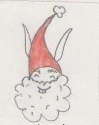 Lapin Père-Noël