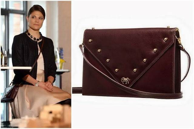 Crown Princess Victoria's Maria Nilsdotter Bag