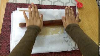 cashew burfi