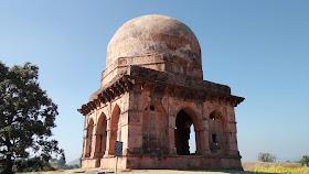 Jali Mahal, Mandu