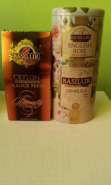 Herbaty premium Basilur