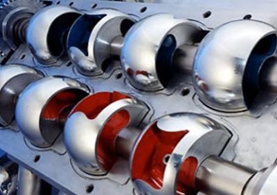 katup bola salah satu jenis katup pada mesin