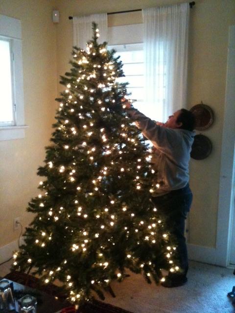 Garden Ridge Christmas Trees.The Austin S Furniture Sale 7 Pre Lit Christmas Tree