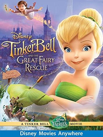 Tinker Bell Và Cuộc Giải Cứu Vĩ Đại - Tinker Bell and the Great Fairy Rescue - 2010
