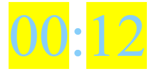 html count down timer