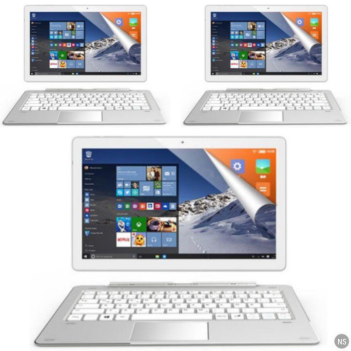 Cube iWork10 Pro: Convertible Tablet Laptop PC: 10.1Inch Screen, 64Gigabytes Storage Memory, Dual OS, Intel-Atom QuadCore..