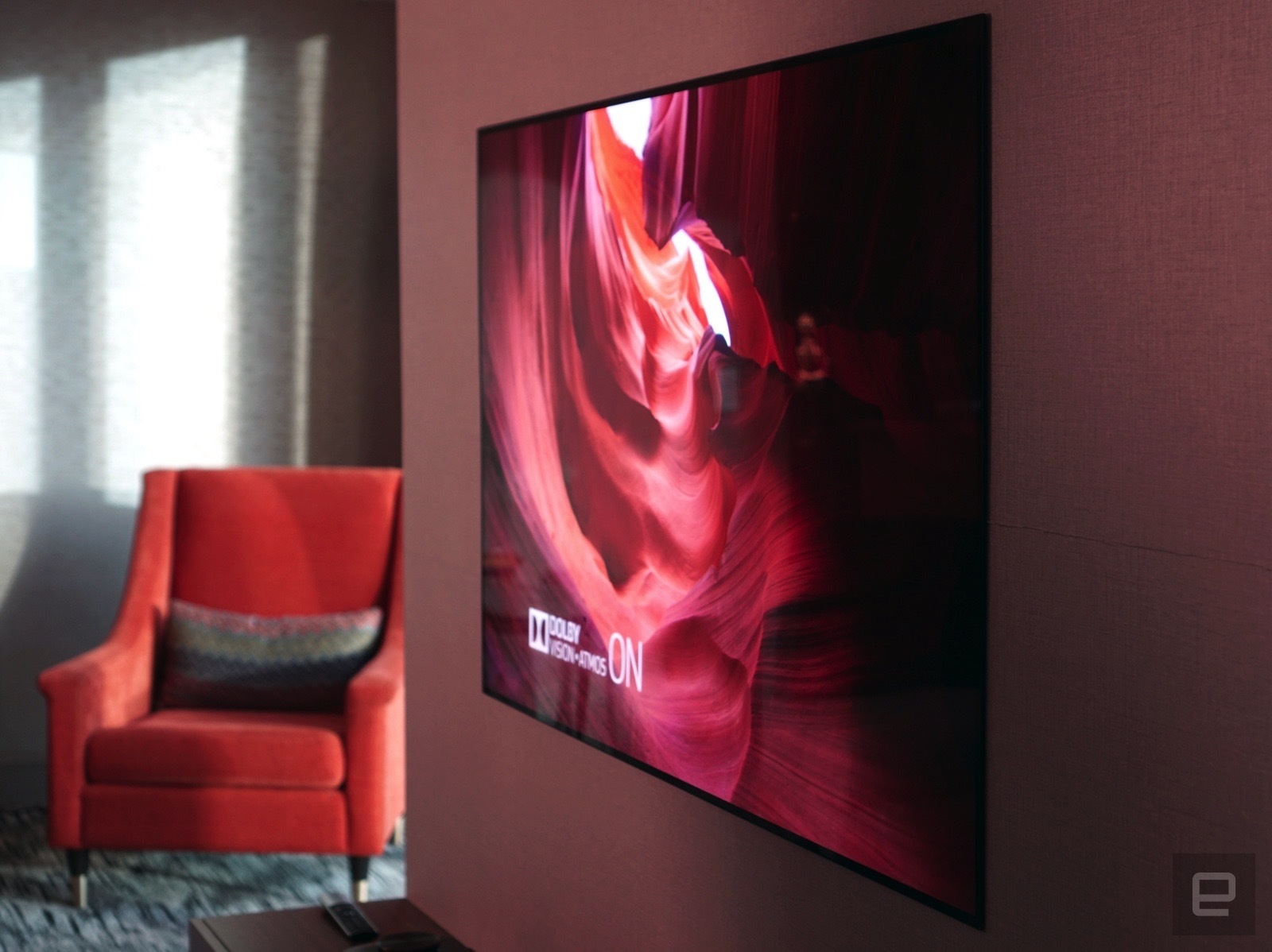 LG's New OLED Is The Thinnest TV Yet
