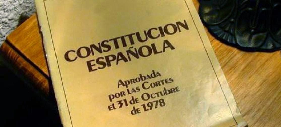 Constitucion de 1978 y Derecho Constitucional