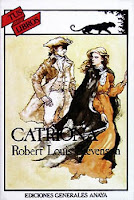 Descargar Catriona de Stevenson en epub y pdf gratis