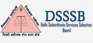 डीएसएसएसबी भर्ती 2018 - 9232 प्राथमिक शिक्षक, विशेष शिक्षा शिक्षक, टीजीटी, पीजीटी और विभिन्न रिक्तियां - अंतिम तिथि 31 जनवरी