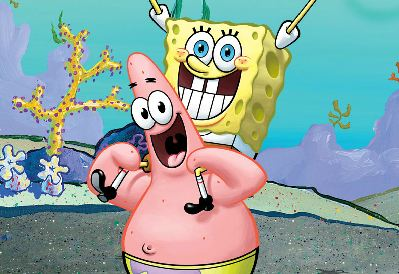 Spongebob And Patrick Jump