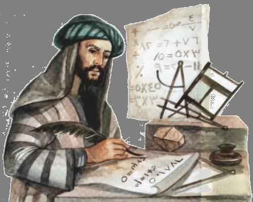Daftar Ilmuwan Muslim Sebagai Matematikawan