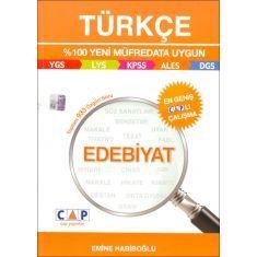 Çap Türkçe Edebiyat Özgün Soru (YGS,LYS,KPSS,ALES,DGS)
