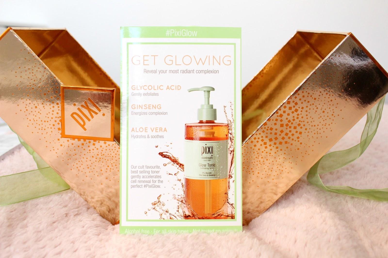 Personalised Pixi Glow Tonic