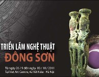 Hanoi to exhibit fine arts traditions from prehistoric Dong Son Culture