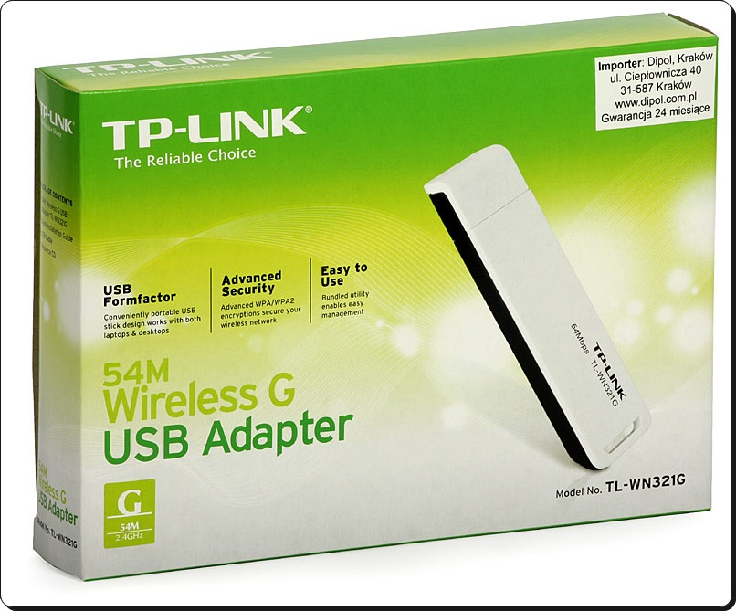 TL-WN321G UTILITY TÉLÉCHARGER WIRELESS