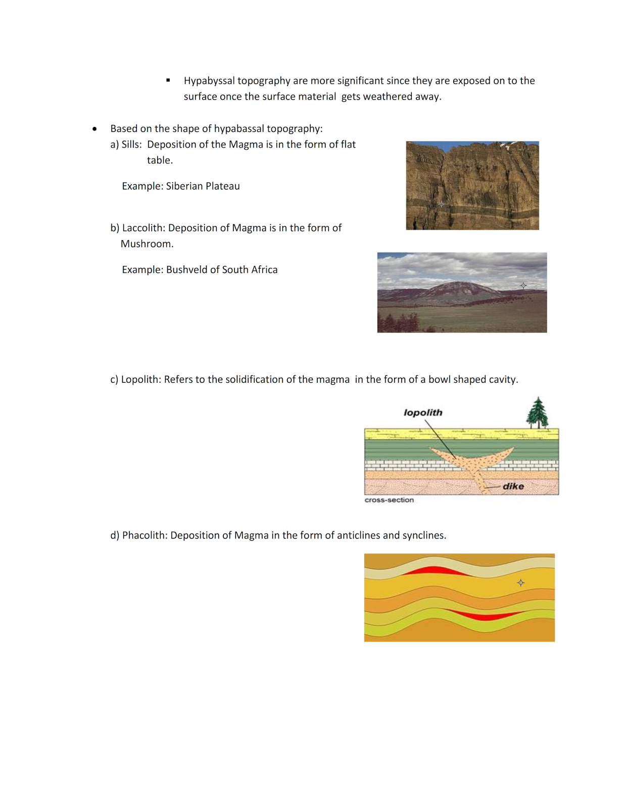 Tectonic Theory Simple Explanation