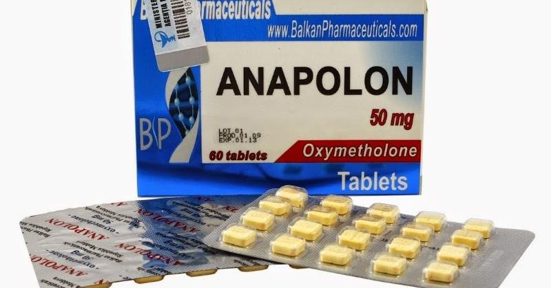 anadrol 50 mg efectos secundarios