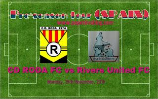 CD Roda FC vs Rivers United FC