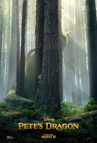 Pete's Dragon, Pete's Dragon Colorado Movie Screening, Free Tickets to Pete's Dragon, Pete's Dragon Video Clips