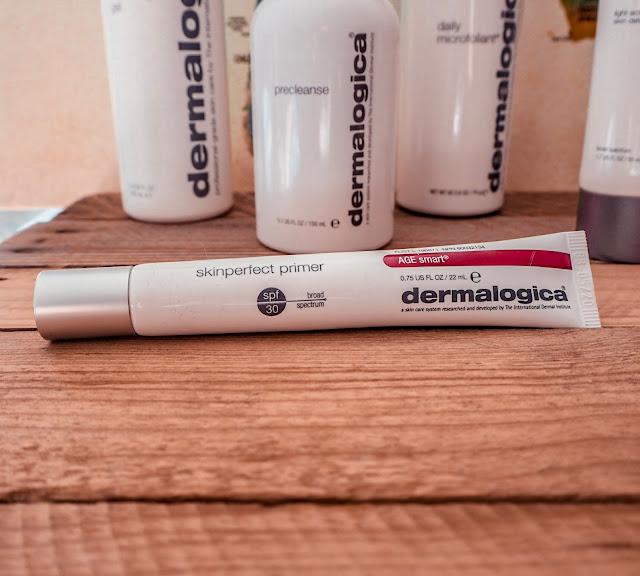 How Dermalogica saved my bad skin after travelling - primer