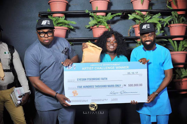 Amb. Karo Ekewenu gives back to the entertainment industry