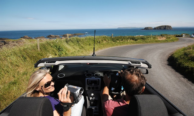Aluguel de carro na Irlanda