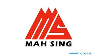 Lowongan Kerja SMA/SMK Operator Produksi PT Mah Sing Indonesia