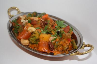 Kashmiri Vegetable