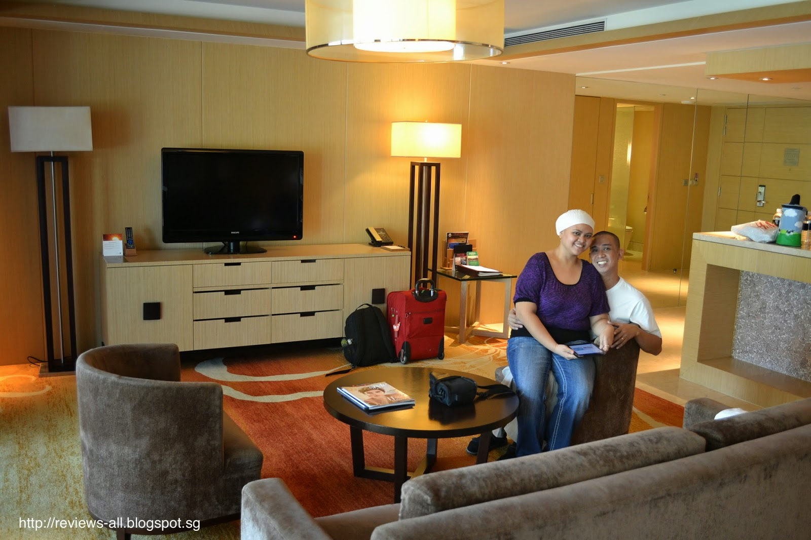 Queen Size Sofa Bed Singapore Velvet Grey We'll Tell You - A&w Couple's Blog: Marina Bay Sands ...