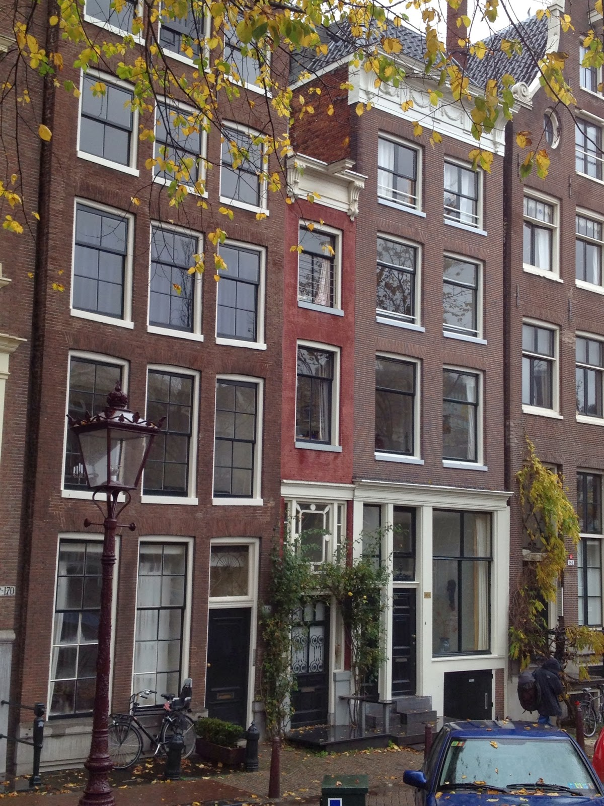 Amsterdam - The narrowest house in the world is also found in Amsterdam