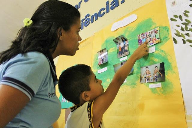 blog merece destaque professora realiza projeto de identidade com