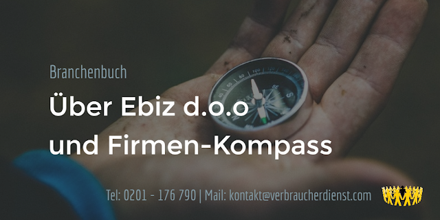 Titelbild: Ebiz d.o.o  Branchenbuch firmen-kompass.com