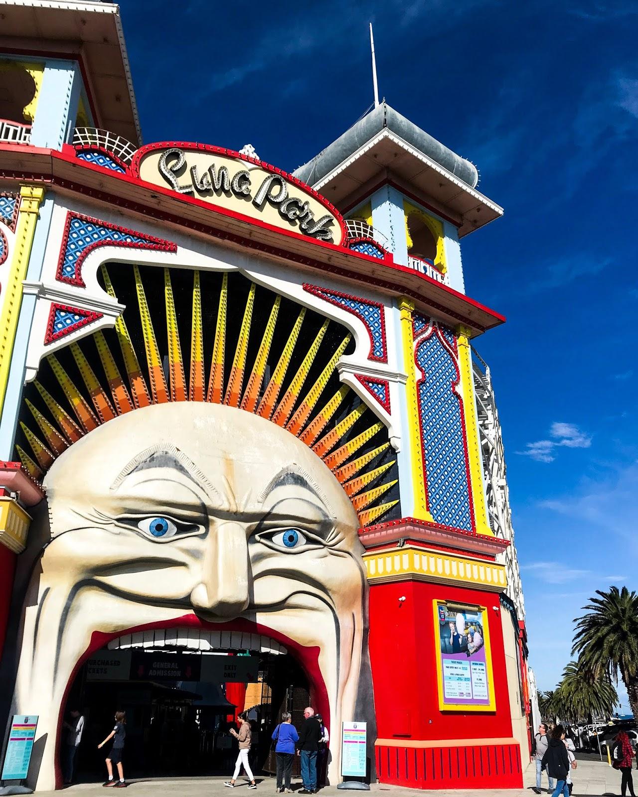 Luna Park - Melbourne