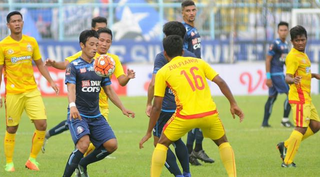 Bhayangkara vs Arema FC